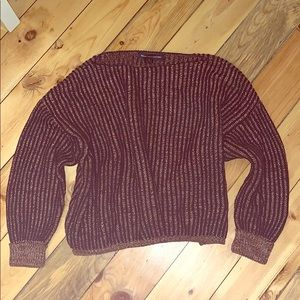 NWOT French Connection sweater